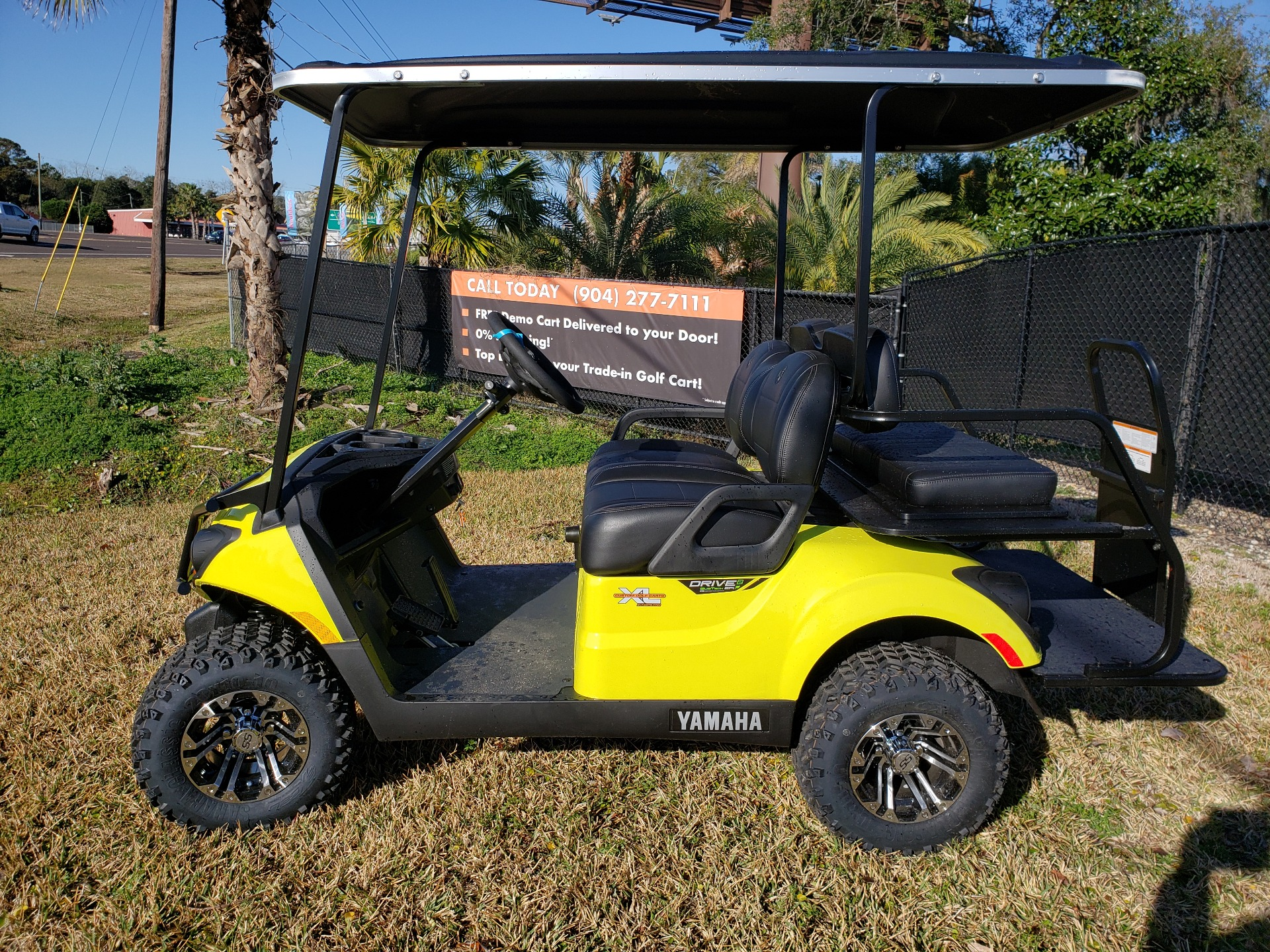 2021 Yamaha ADV SPORT EFI 2+2 in Fernandina Beach, Florida - Photo 1