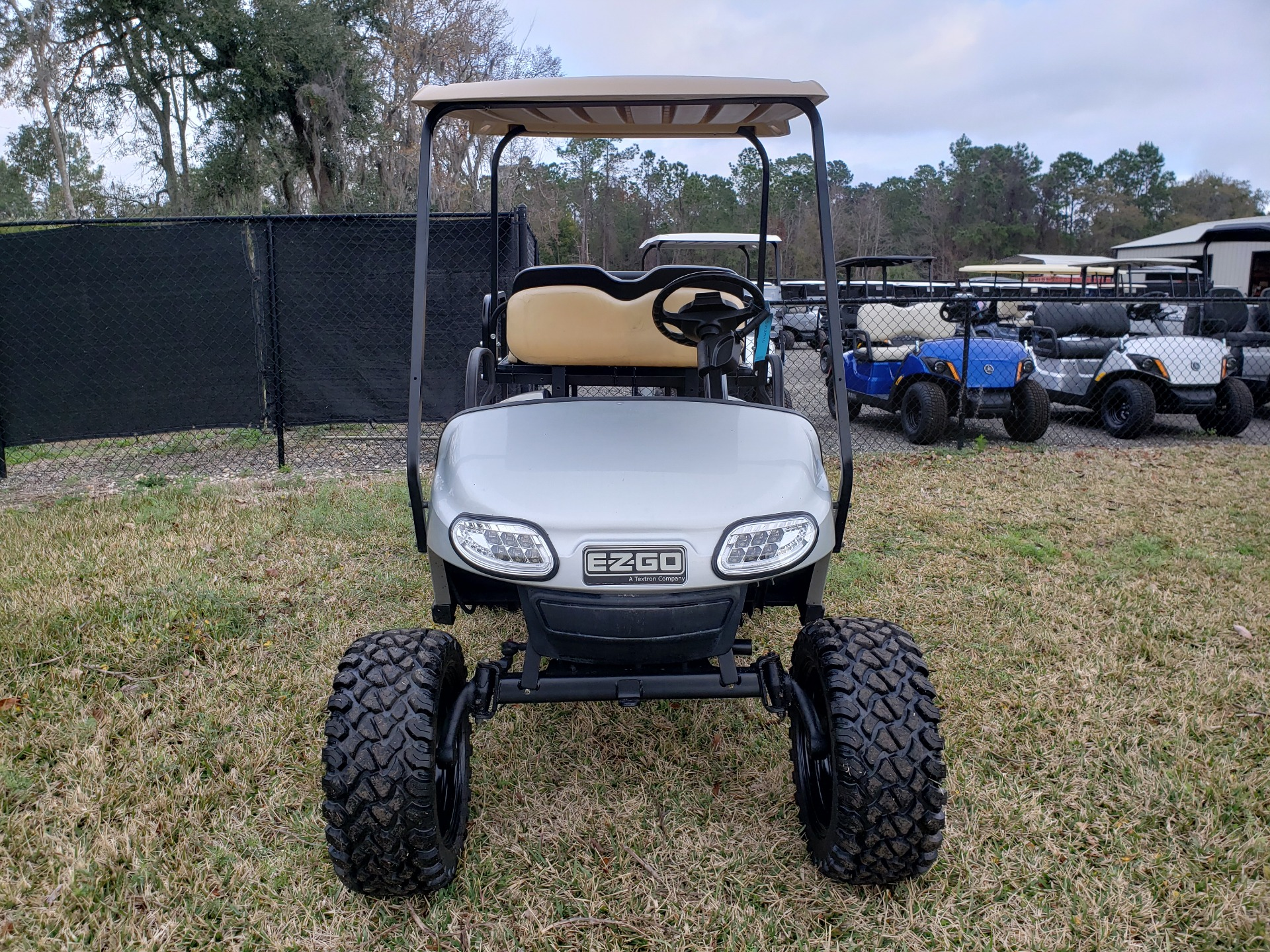 2015 E-Z-GO TXT Electric in Fernandina Beach, Florida - Photo 2