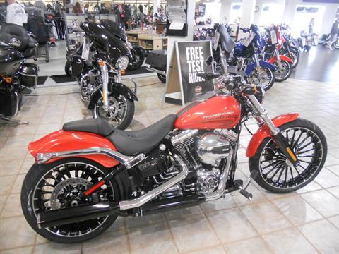 2017 Harley-Davidson Breakout® in Manassas, Virginia