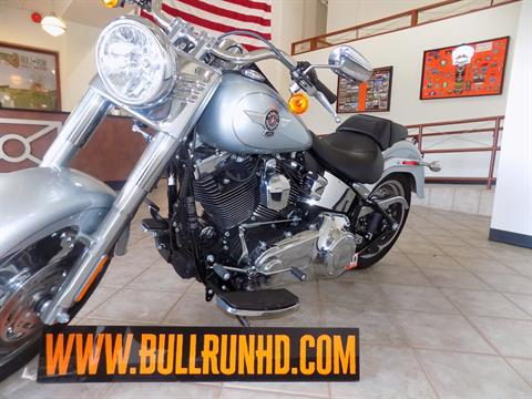2014 Harley-Davidson Fat Boy® in Manassas, Virginia