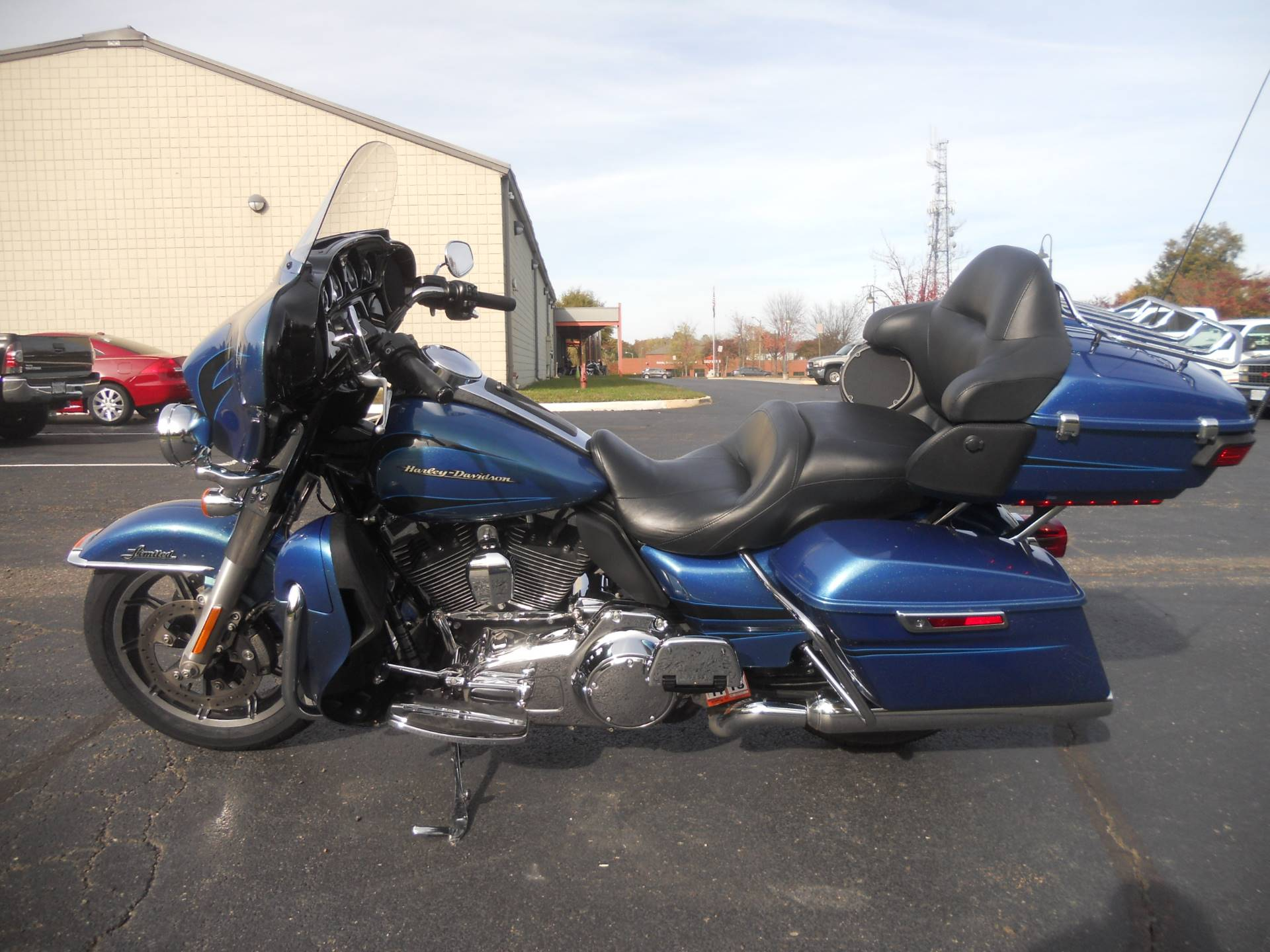 2014 Harley-Davidson Ultra Limited in Manassas, Virginia