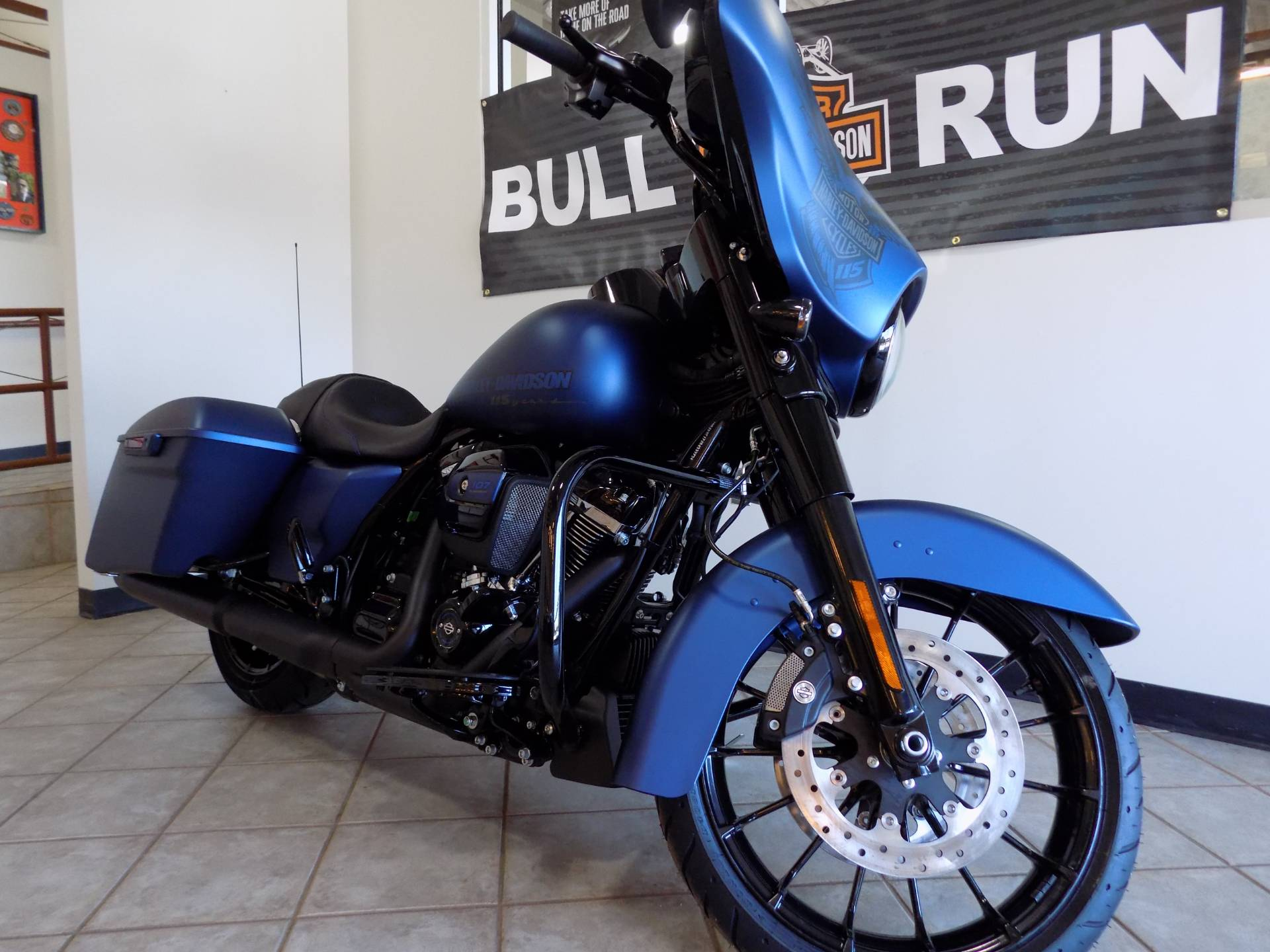 2018 115th Anniversary Street Glide Special
