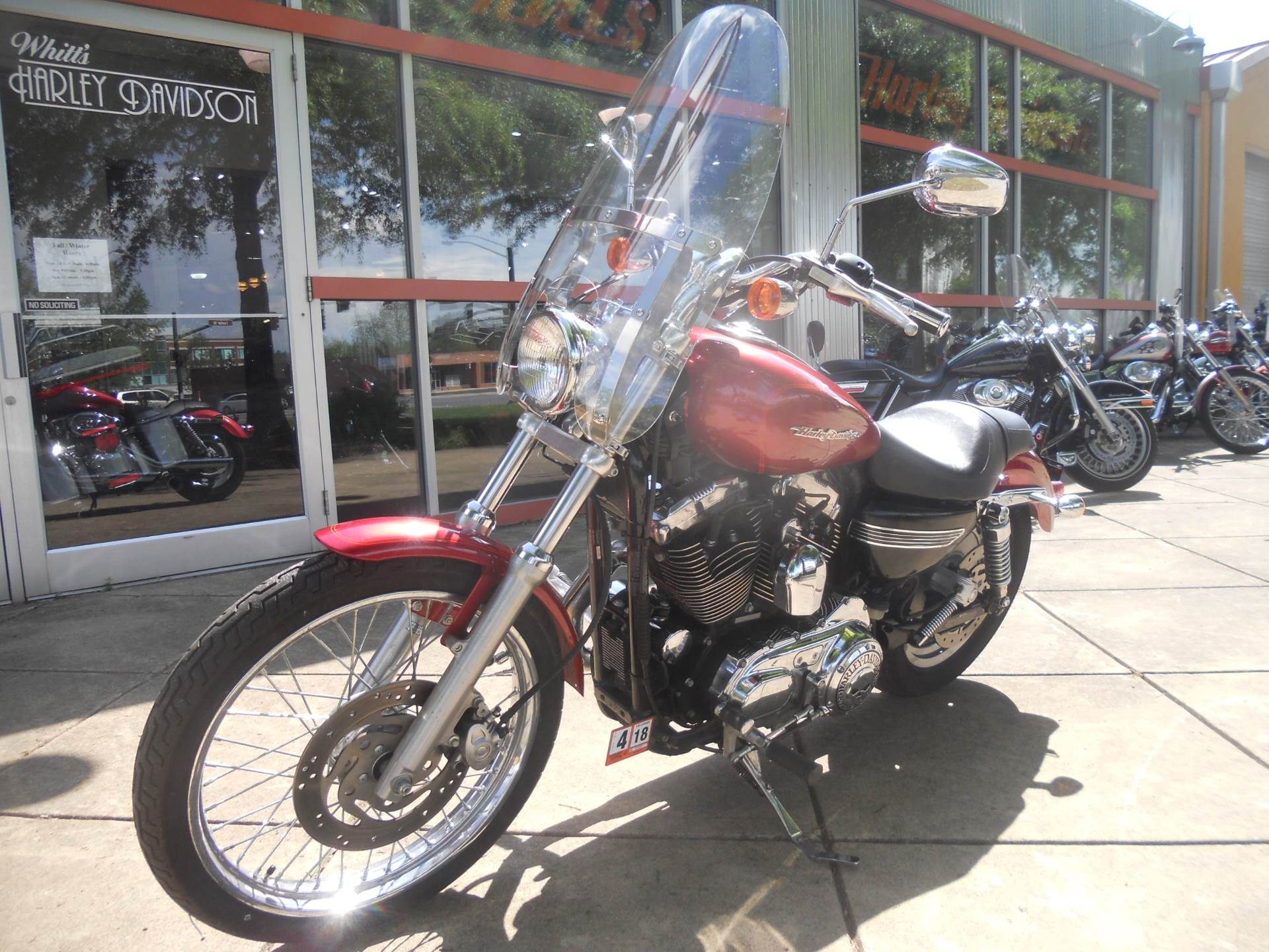 2004 Harley-Davidson Sportster® XL 1200 Custom in Manassas, Virginia
