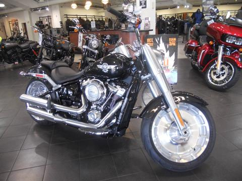 2018 Harley-Davidson Fat Boy®107 in Manassas, Virginia