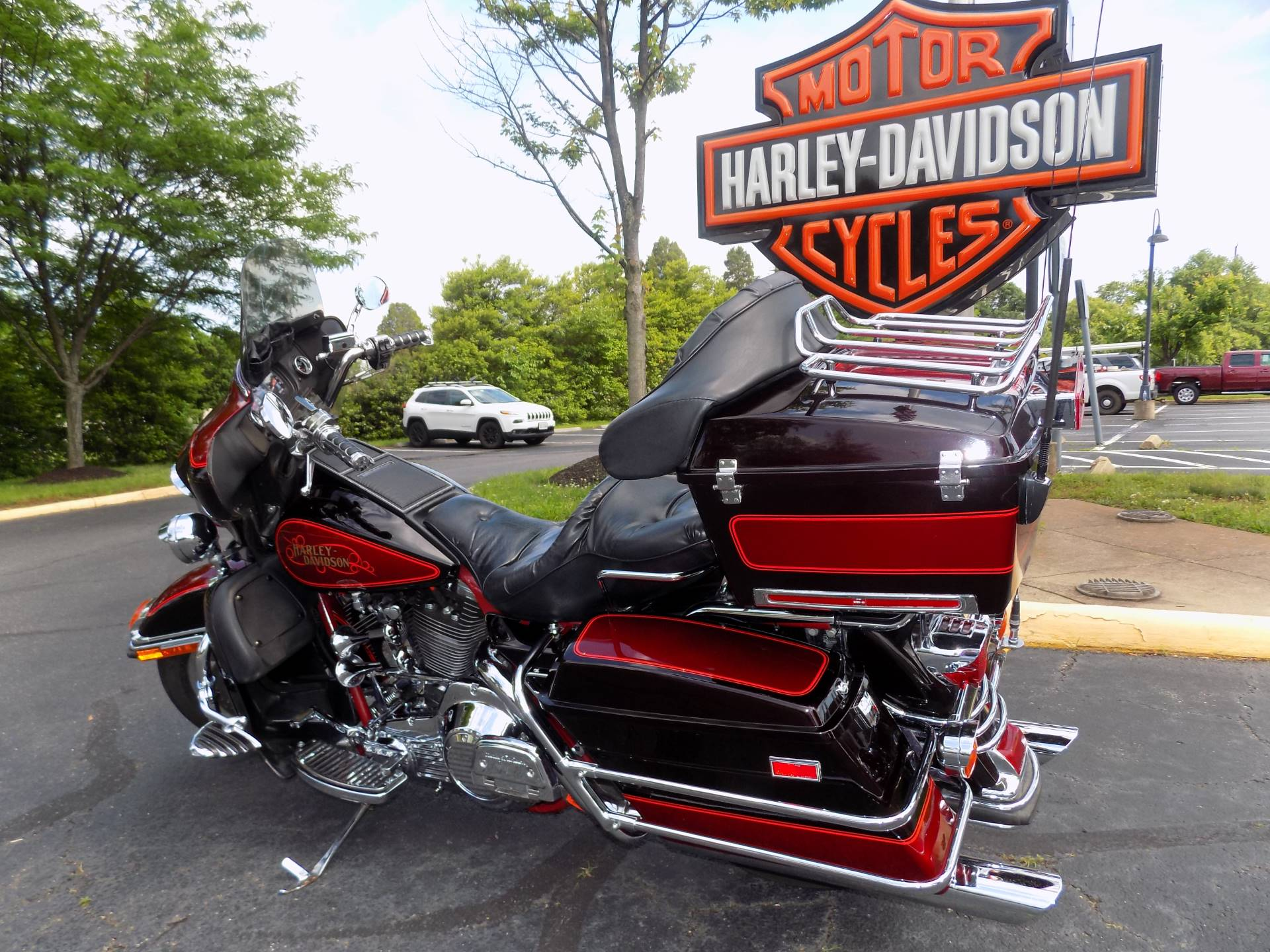 1988 Harley-Davidson FLHTC Chrome in Manassas, Virginia