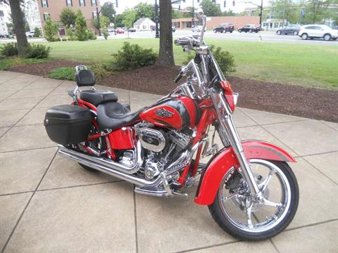 2011 Harley-Davidson CVO™ Softail® Convertible in Manassas, Virginia
