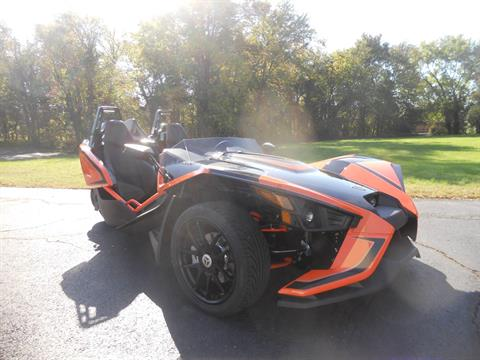 2017 Polaris Slingshot SLR in Manassas, Virginia