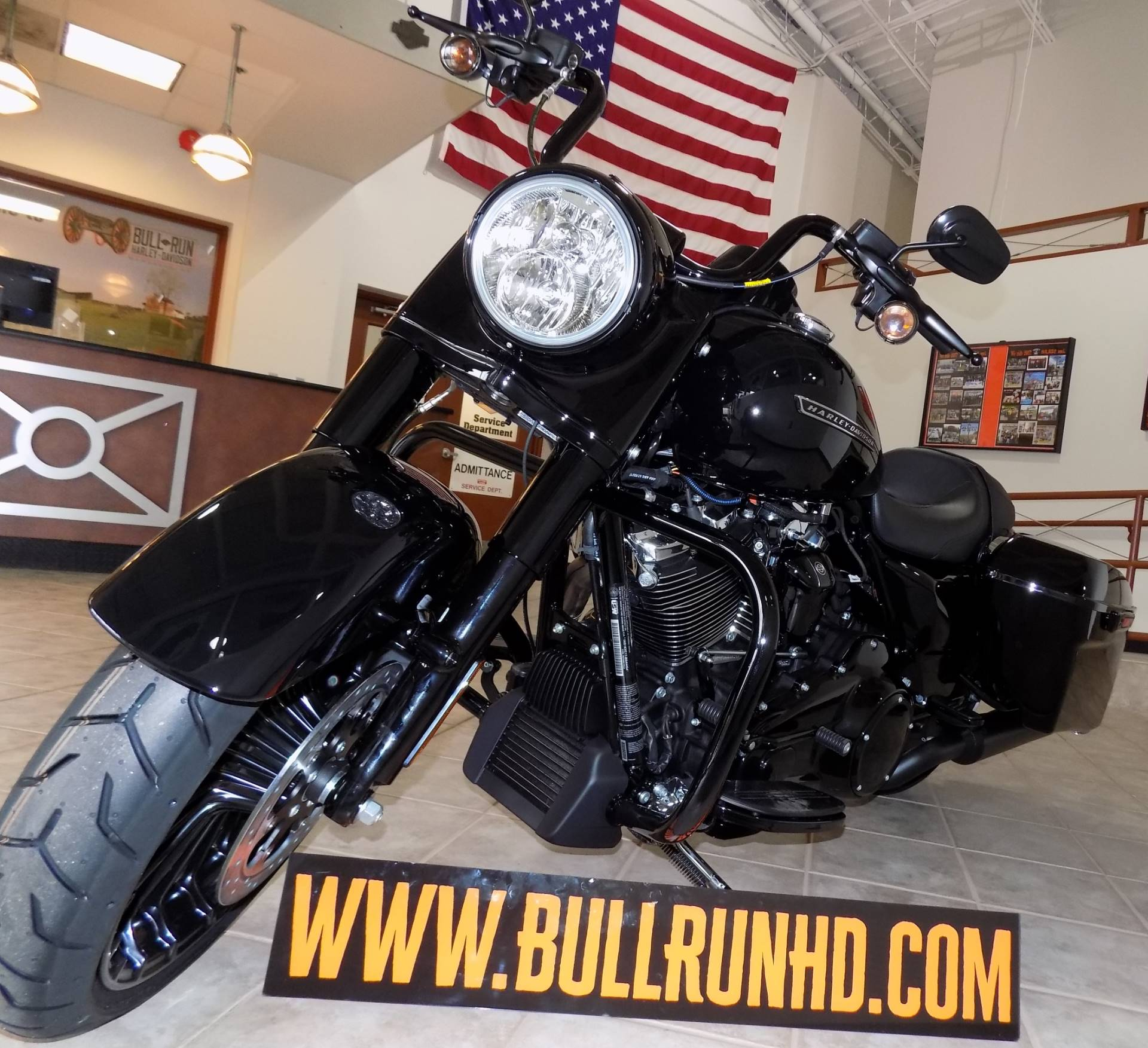 2018 Harley-Davidson Road King® Special in Manassas, Virginia