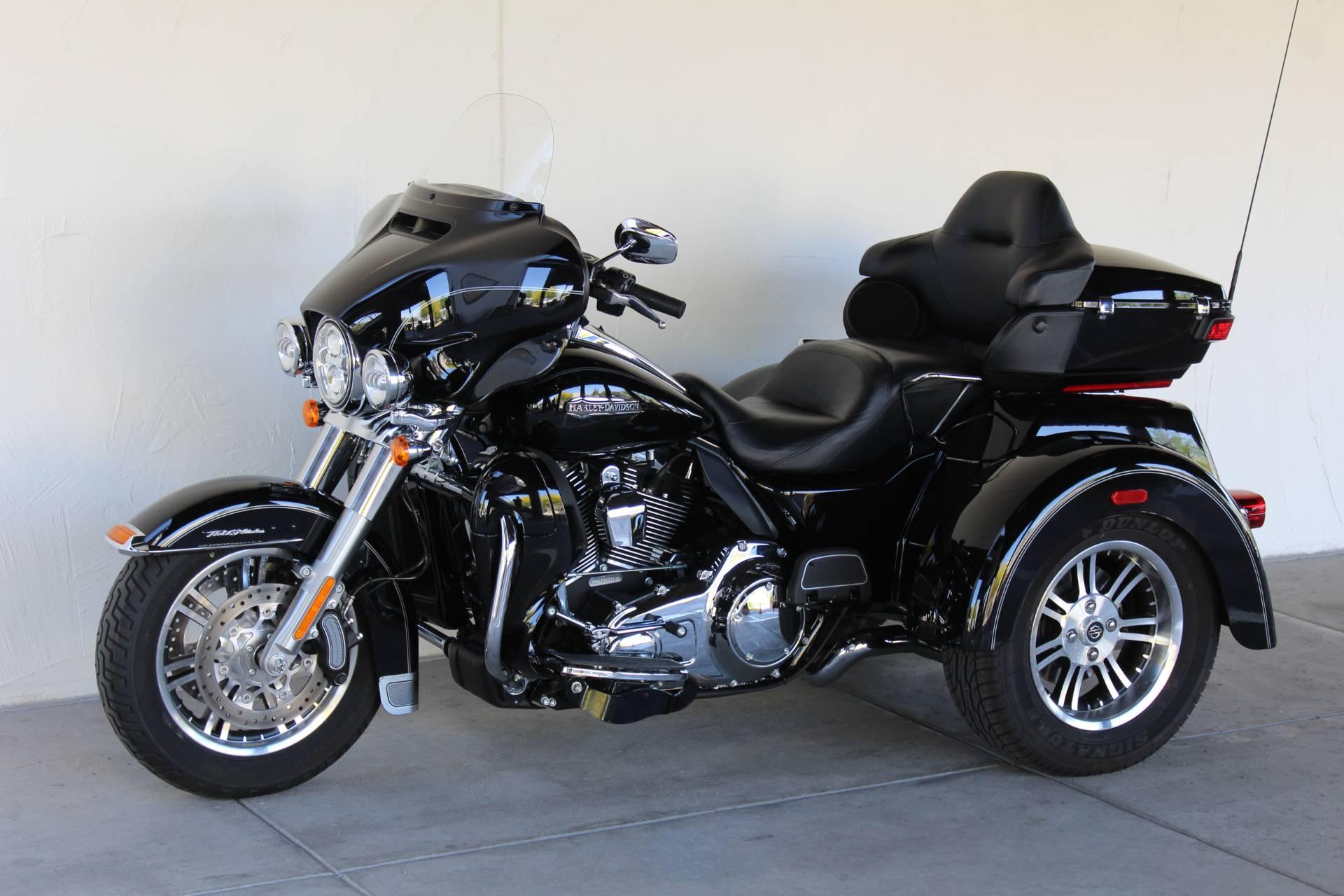 2015 Harley Davidson Tri Glide Ultra Trikes Apache Junction Arizona