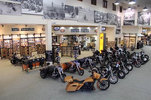 2017 Harley-Davidson Street Bob® in Apache Junction, Arizona