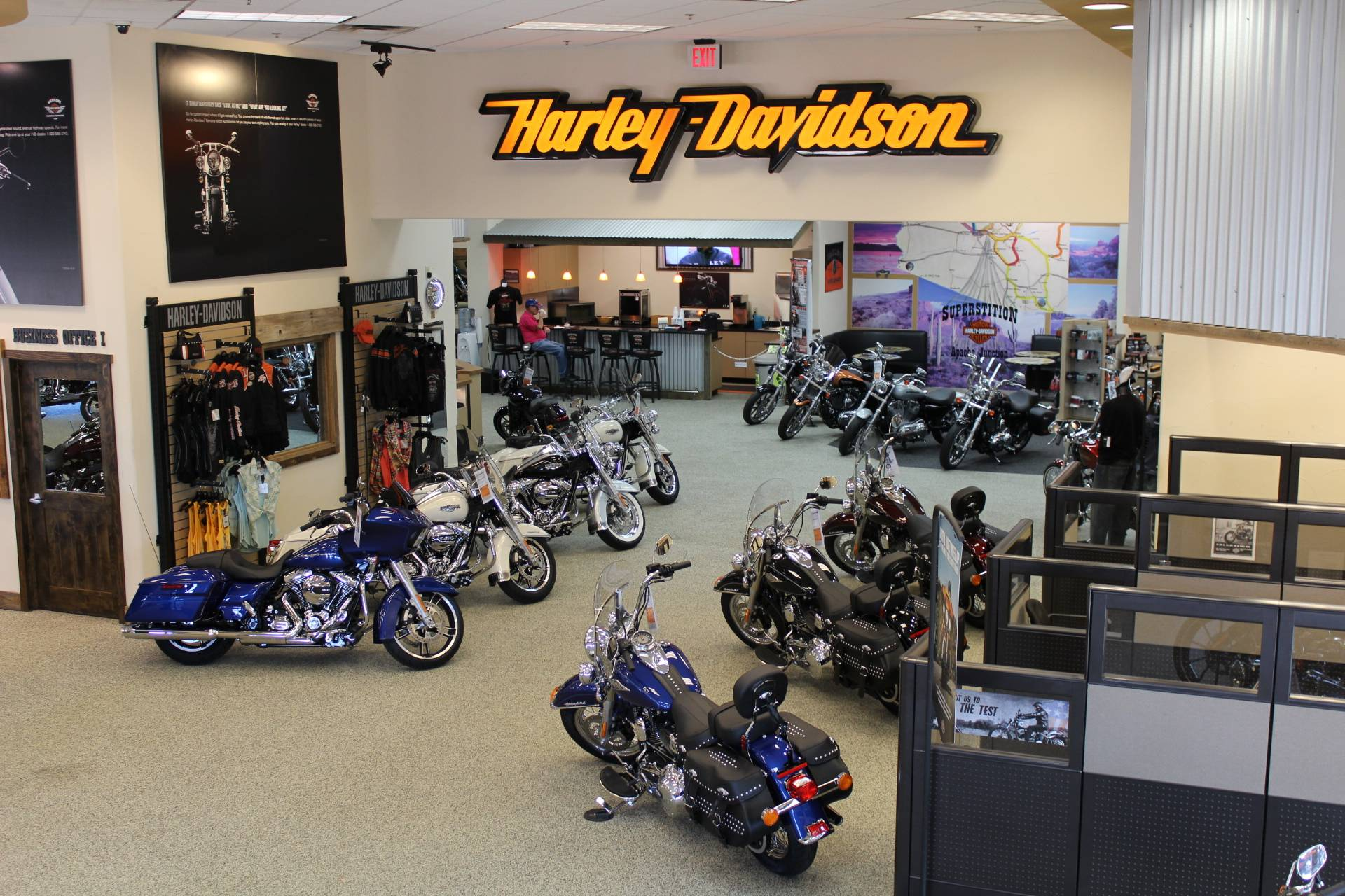 2014 Harley-Davidson CVO™ Road King® in Apache Junction, Arizona