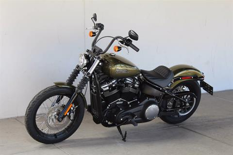 2018 Harley-Davidson Street Bob® 107 in Apache Junction, Arizona