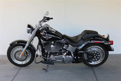 2012 Harley-Davidson Softail® Fat Boy® in Apache Junction, Arizona