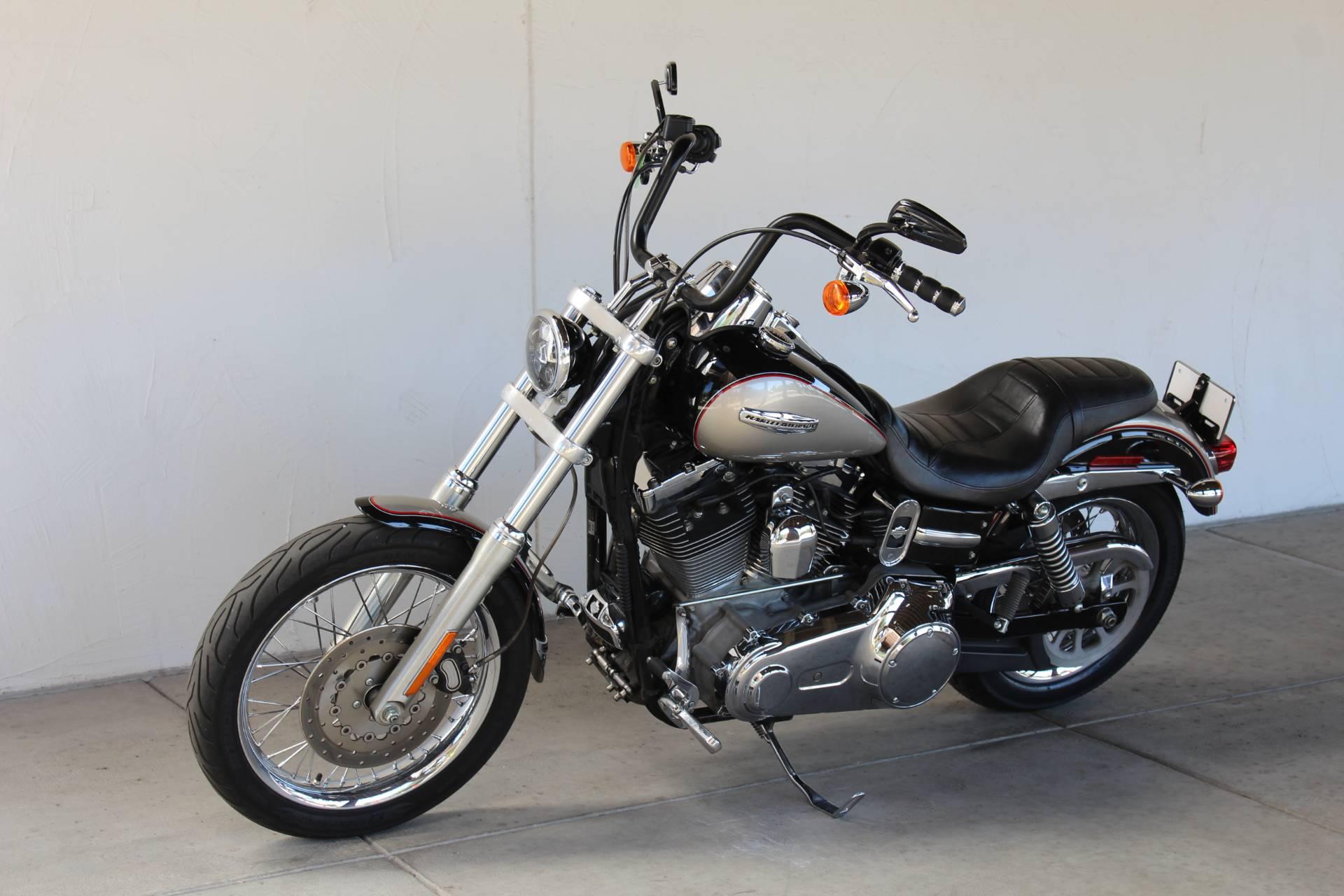 2009 Harley-Davidson Dyna® Super Glide® Custom Motorcycles Apache ...