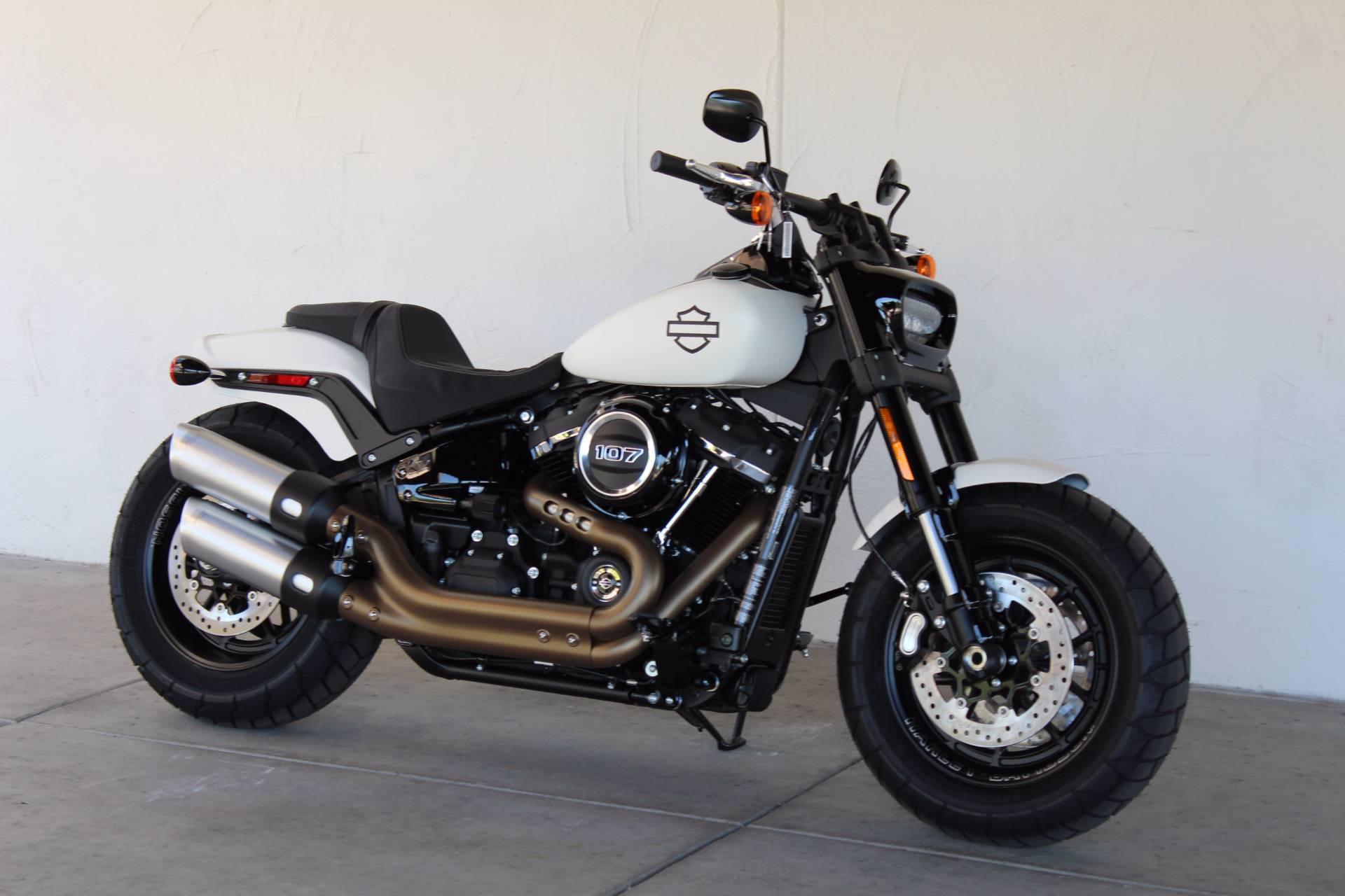 2018 Harley-Davidson Fat Bob® 107 Motorcycles Apache ...