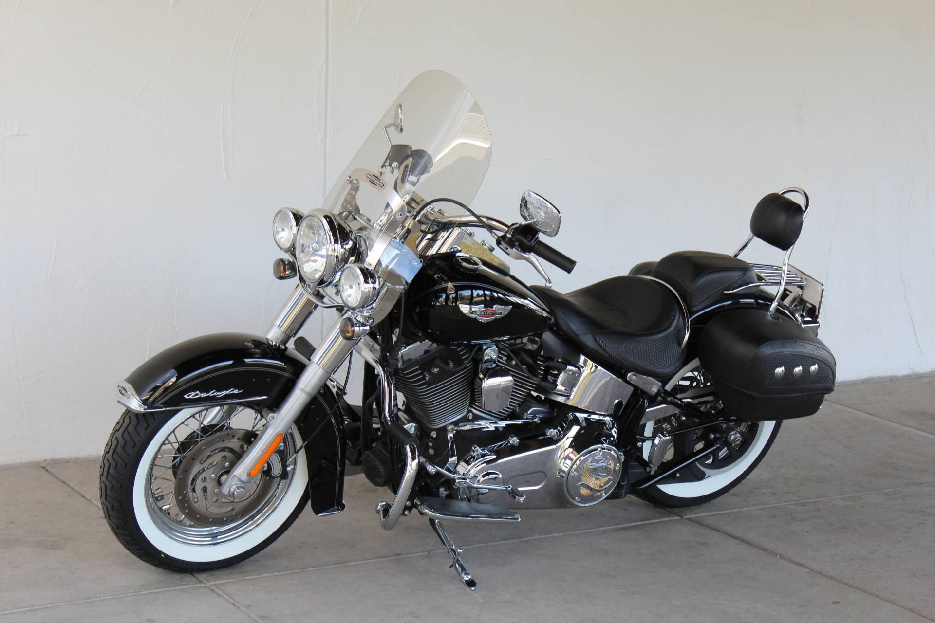 2013 Harley-Davidson Softail Deluxe 1