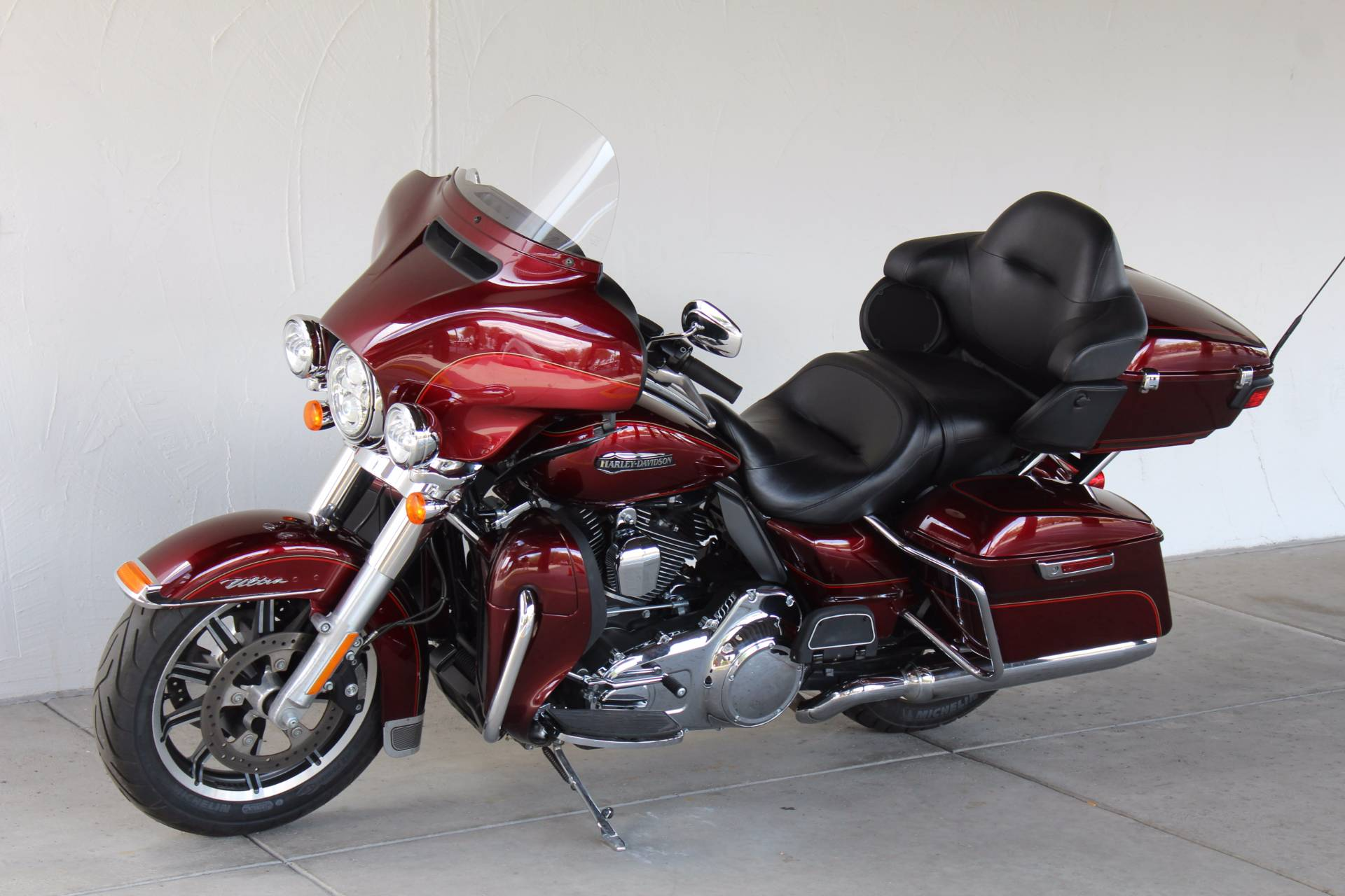 2016 Harley-Davidson Electra Glide® Ultra Classic® in Apache Junction, Arizona