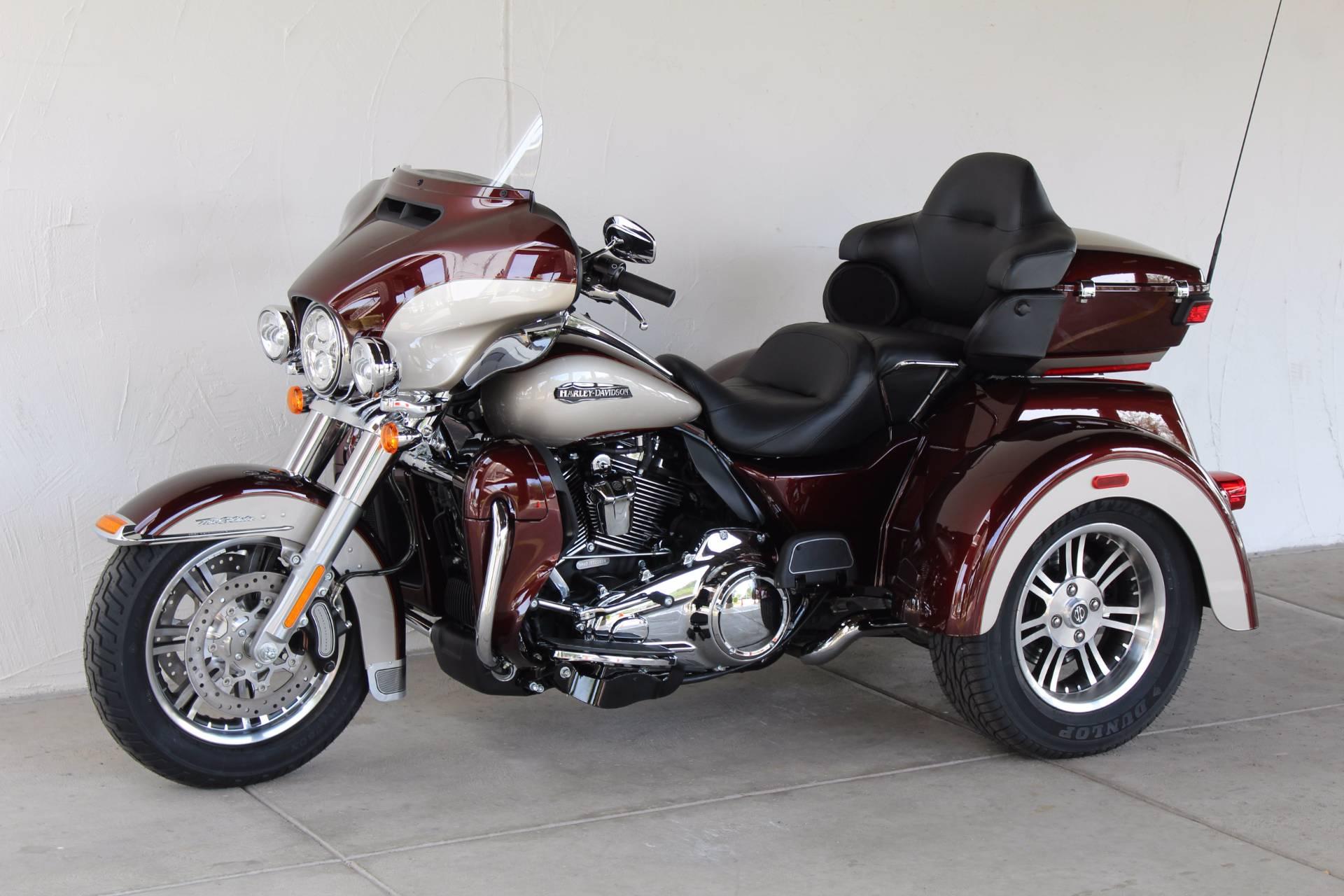 2018 Tri Glide Ultra Harley Davidson: 2018 Harley-Davidson Tri Glide Ultra For Sale