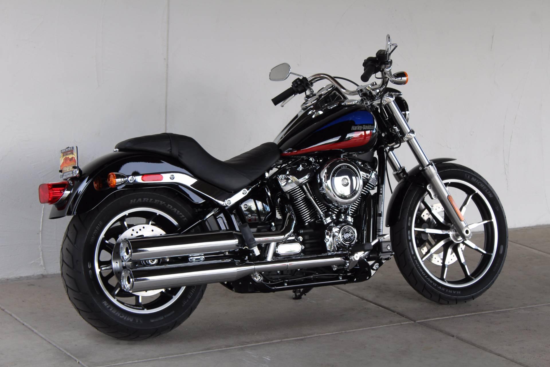 2018 Harley-Davidson Low Rider® 107 Motorcycles Apache ...