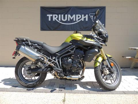 2012 Triumph Tiger 800 XC in Shelby Township, Michigan