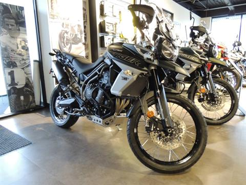 2019 Triumph Tiger 800 XCa in Shelby Township, Michigan - Photo 1