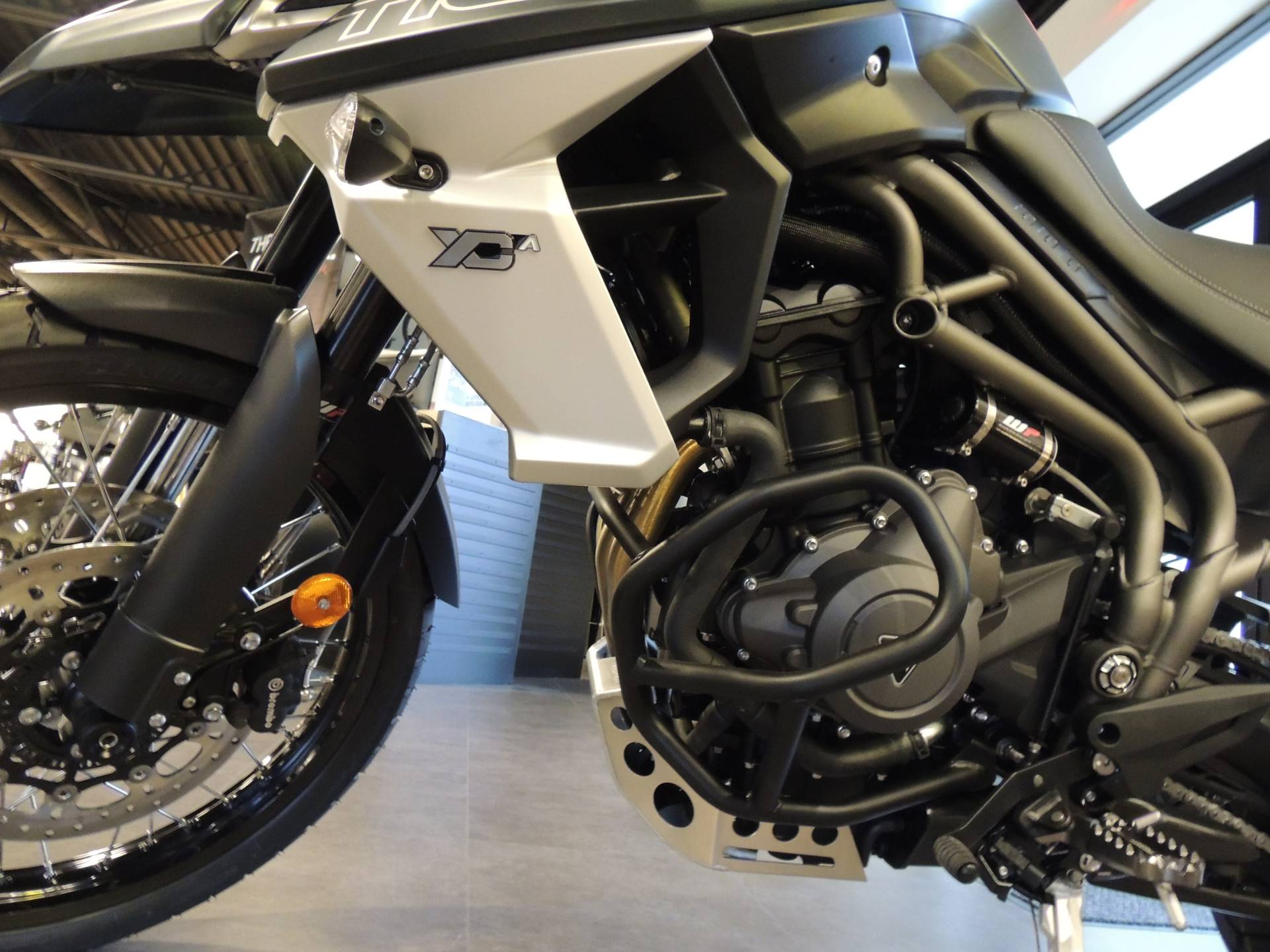 2019 Triumph Tiger 800 XCa in Shelby Township, Michigan - Photo 4