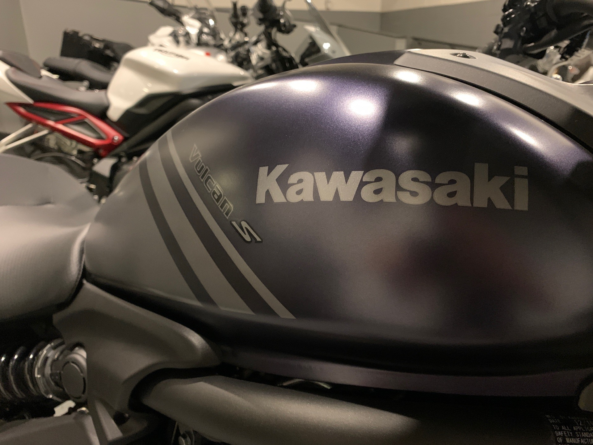 2020 Kawasaki Vulcan S ABS in Shelby Township, Michigan - Photo 11