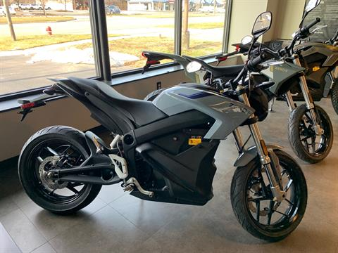 2021 Zero Motorcycles S ZF7.2 in Shelby Township, Michigan - Photo 2