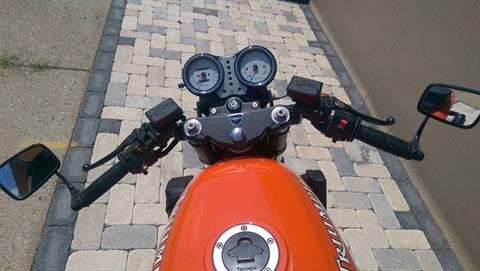 1996 Triumph Speed Triple in Shelby Township, Michigan