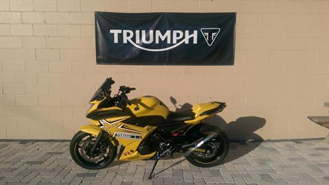2009 Yamaha FZ6R in Shelby Township, Michigan