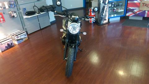 2016 Triumph Street Twin in Shelby Township, Michigan