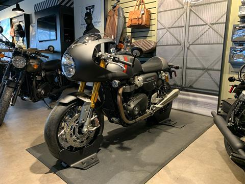 2020 Triumph Thruxton RS - Showcase in Shelby Township, Michigan - Photo 1