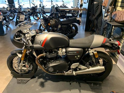 2020 Triumph Thruxton RS - Showcase in Shelby Township, Michigan - Photo 4