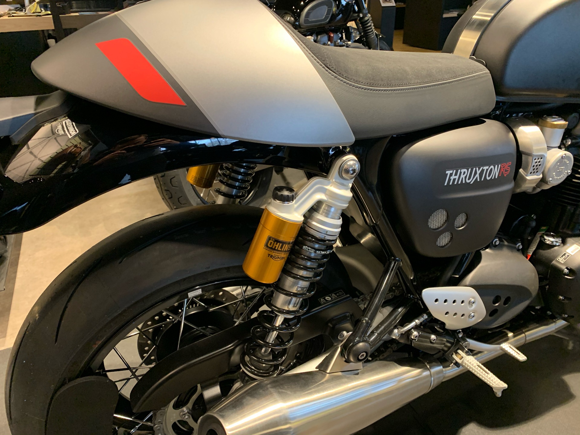 2020 Triumph Thruxton RS - Showcase in Shelby Township, Michigan - Photo 8