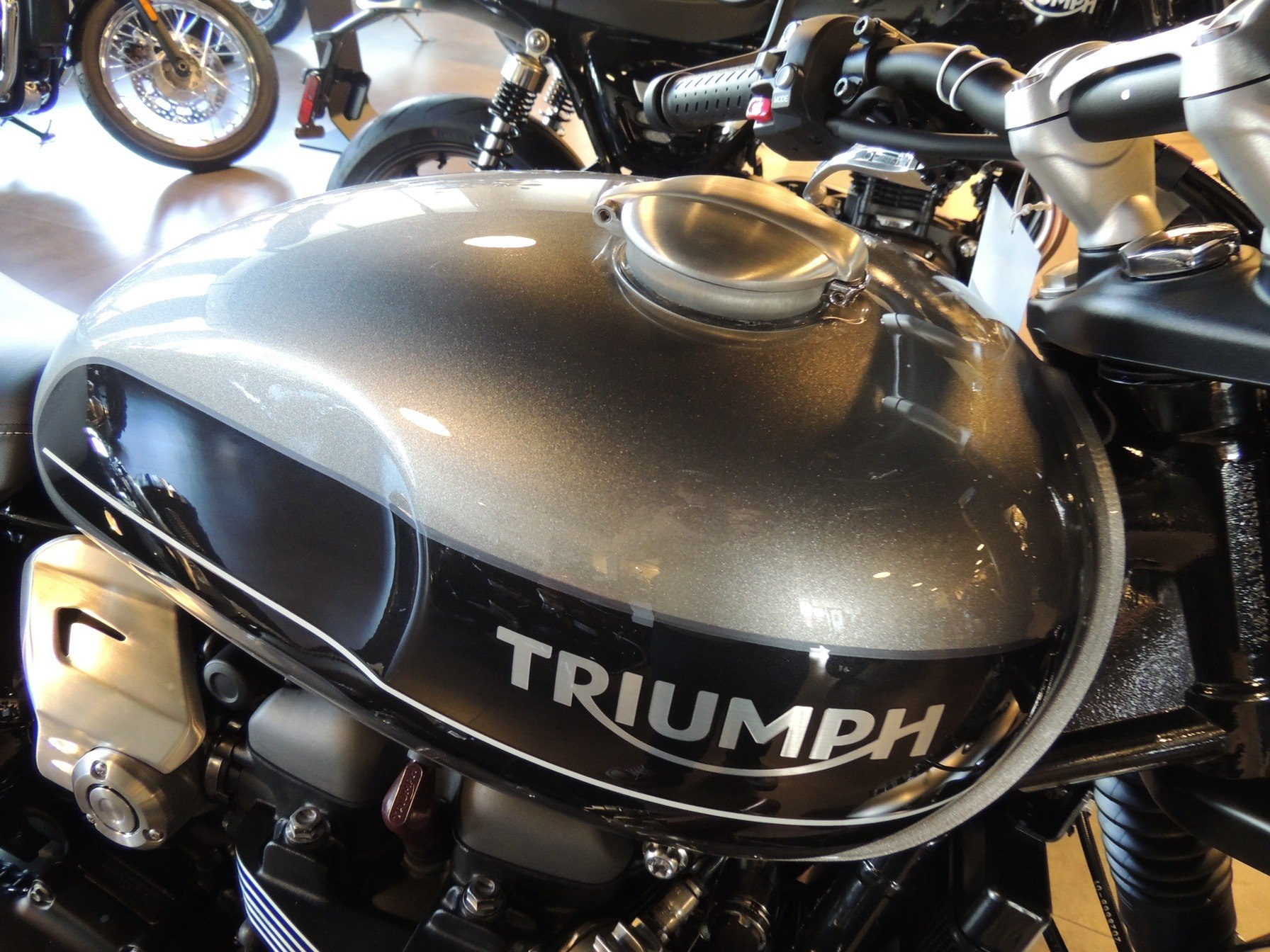 2019 Triumph Bonneville Speed Twin in Shelby Township, Michigan - Photo 6