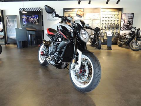 2019 MV Agusta Dragster 800 RR in Shelby Township, Michigan - Photo 1
