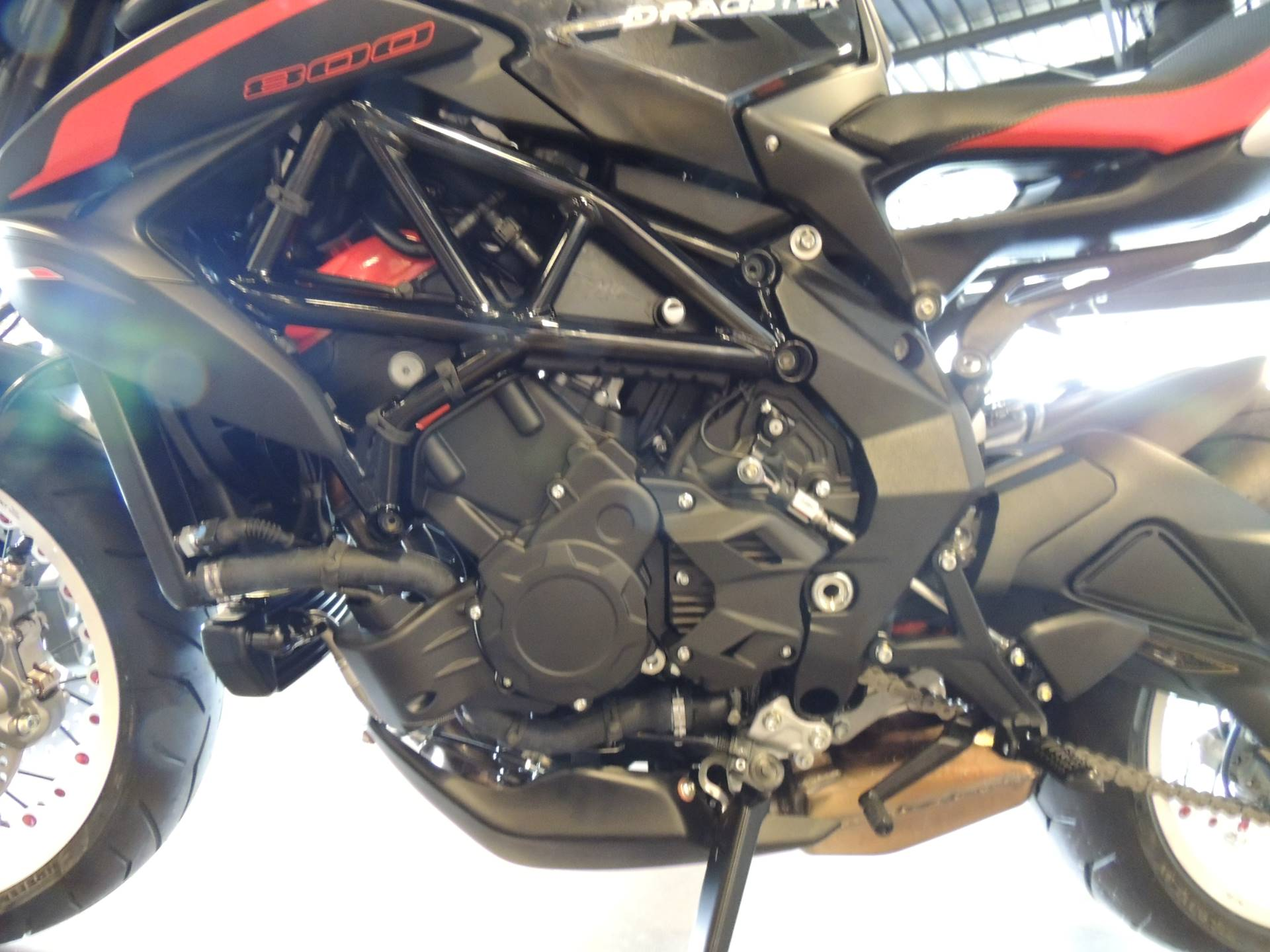 2019 MV Agusta Dragster 800 RR in Shelby Township, Michigan - Photo 4