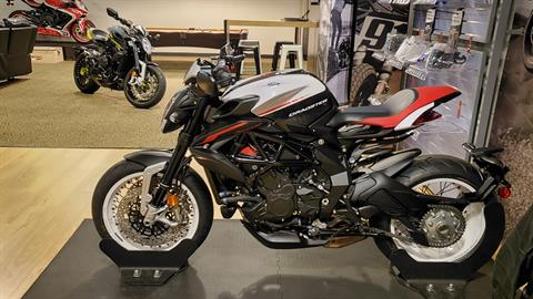 2019 MV Agusta Dragster 800 RR in Shelby Township, Michigan - Photo 7