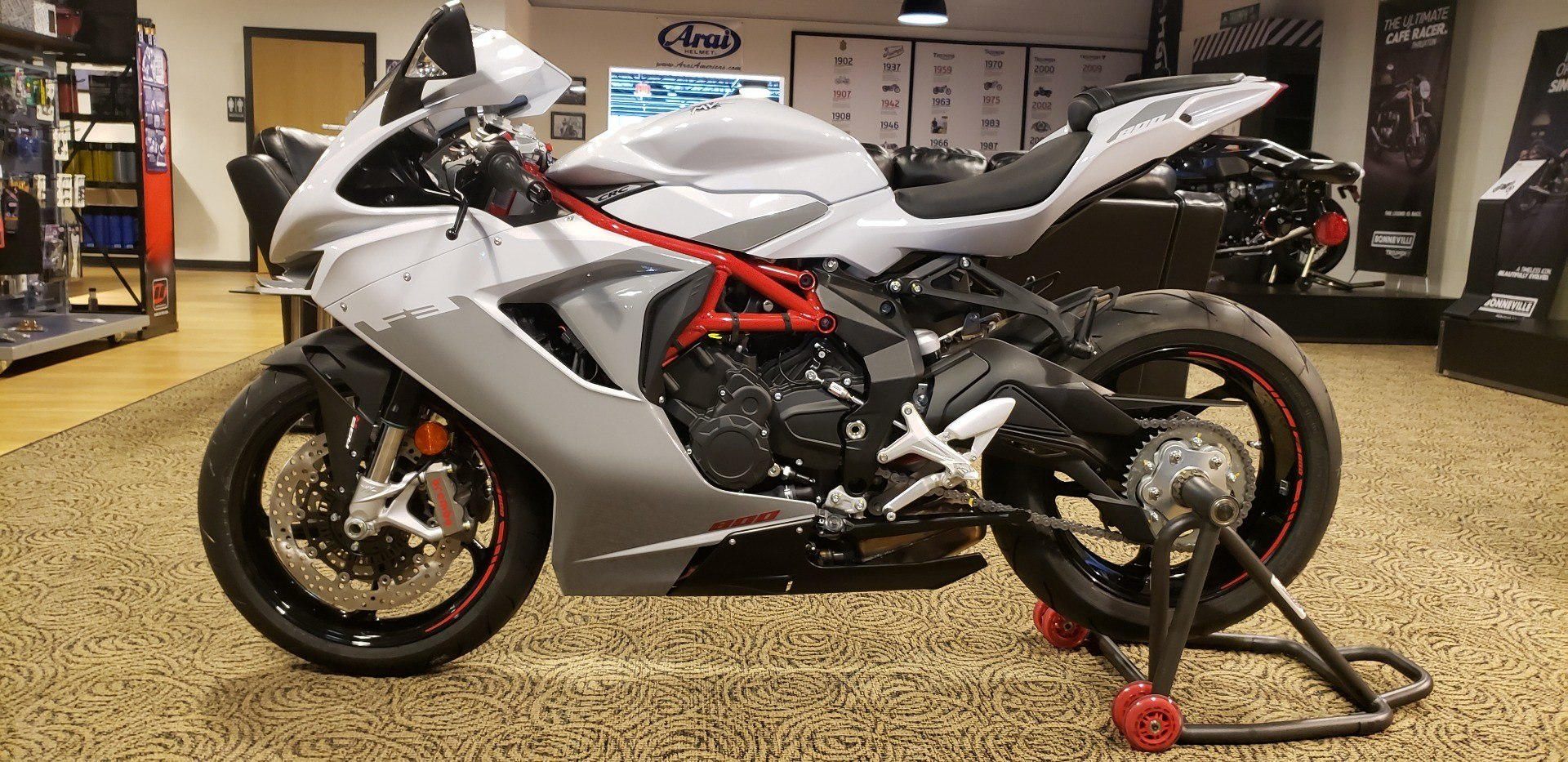 2019 MV Agusta F3 800 EAS ABS in Shelby Township, Michigan - Photo 4