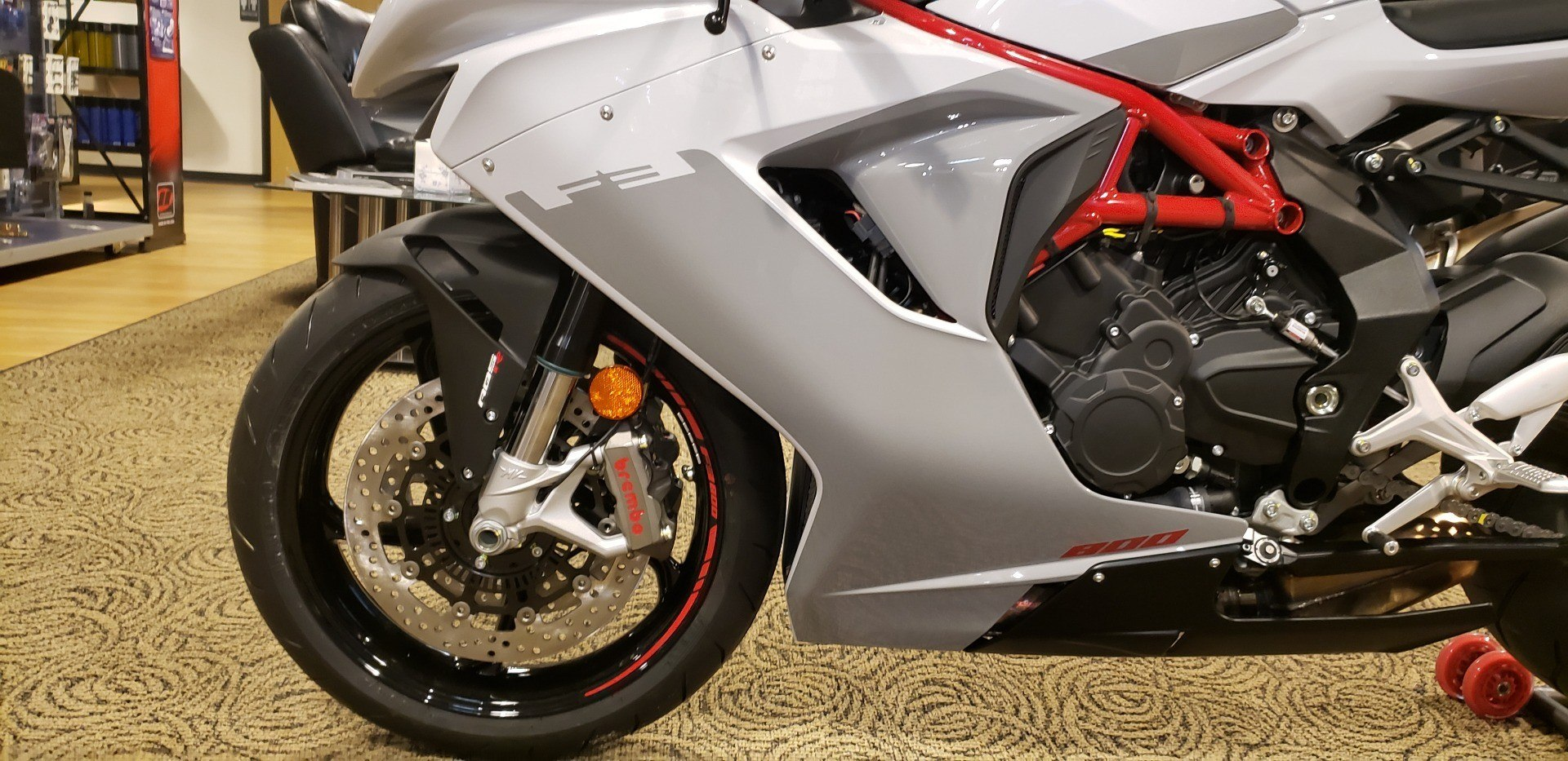2019 MV Agusta F3 800 EAS ABS in Shelby Township, Michigan - Photo 8