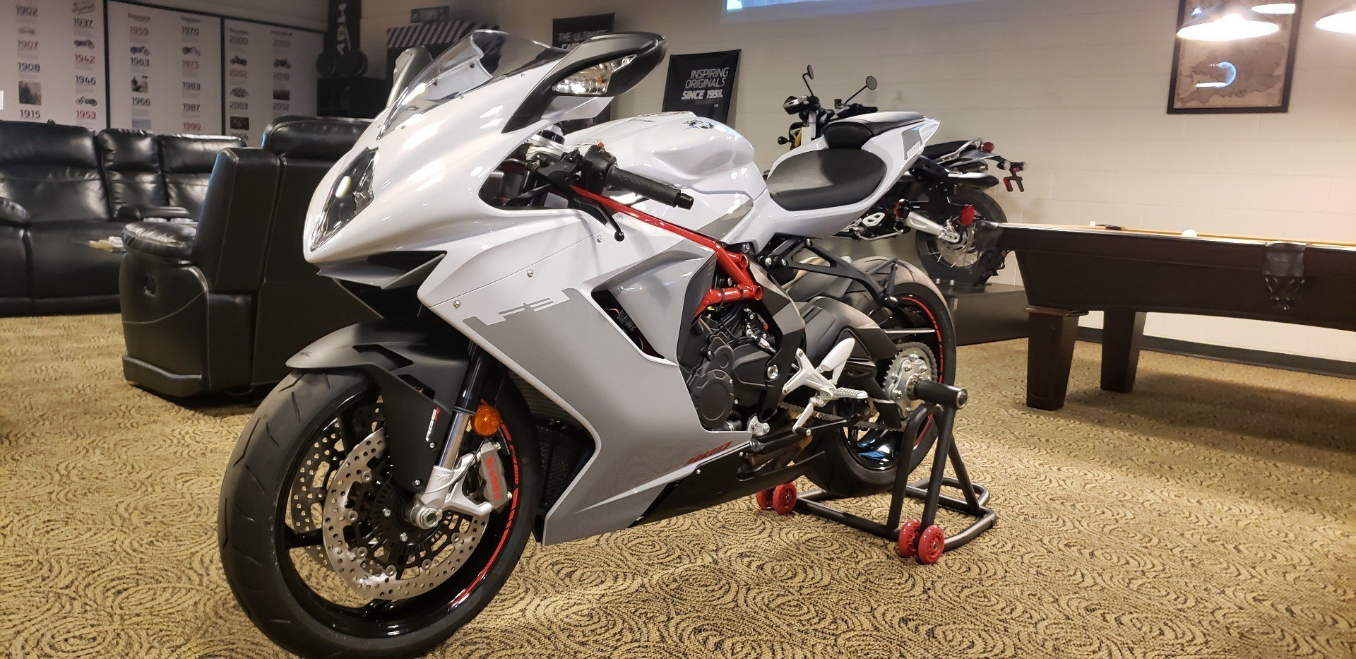 2019 MV Agusta F3 800 EAS ABS in Shelby Township, Michigan - Photo 9