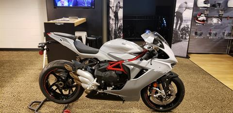 2019 MV Agusta F3 800 EAS ABS in Shelby Township, Michigan - Photo 1