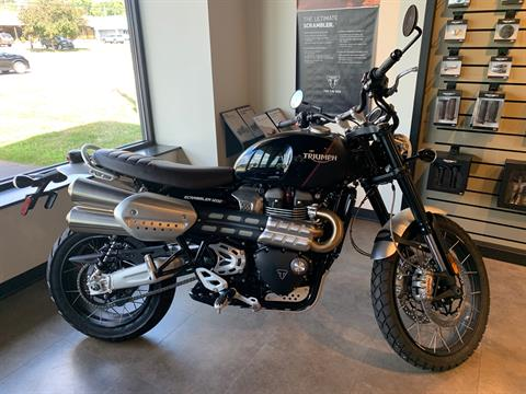 2020 Triumph Scrambler 1200 XC in Shelby Township, Michigan - Photo 2