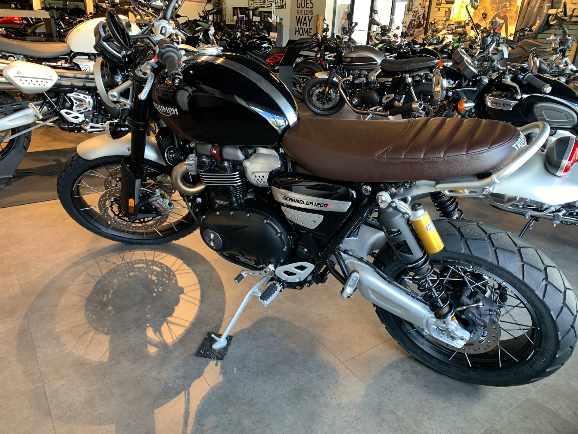 2020 Triumph Scrambler 1200 XC in Shelby Township, Michigan - Photo 3