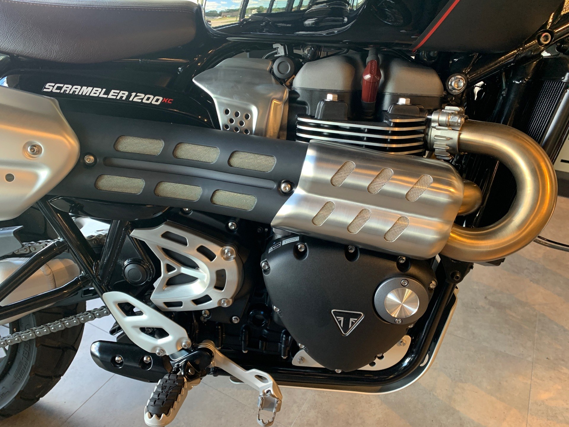 2020 Triumph Scrambler 1200 XC in Shelby Township, Michigan - Photo 4
