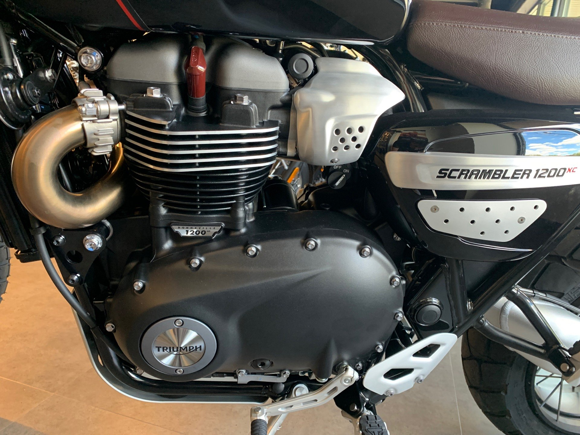 2020 Triumph Scrambler 1200 XC in Shelby Township, Michigan - Photo 5
