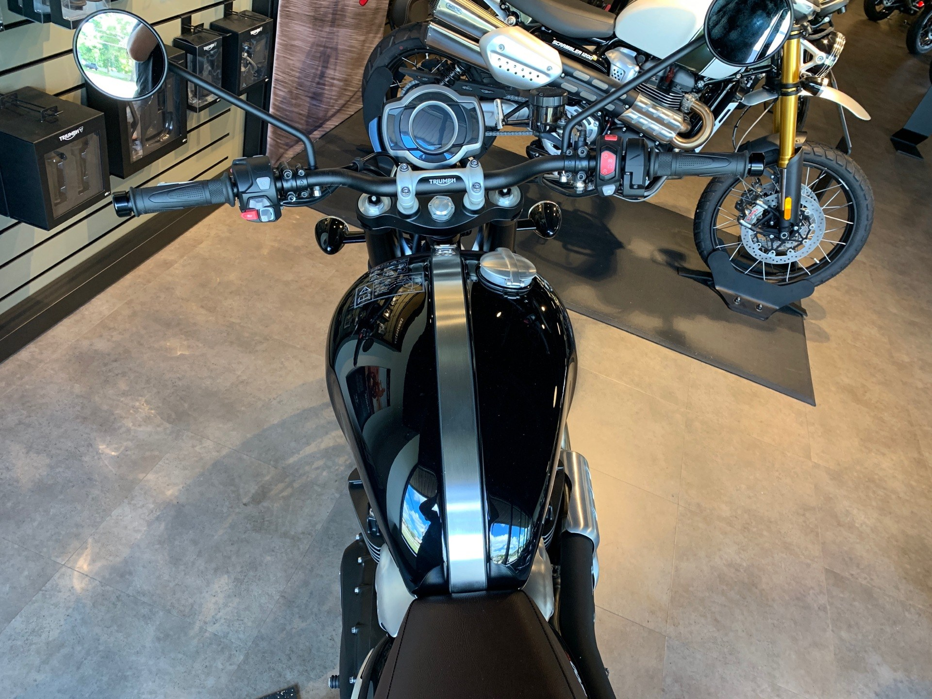 2020 Triumph Scrambler 1200 XC in Shelby Township, Michigan - Photo 9