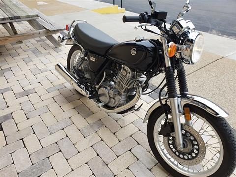 2016 Yamaha SR400 in Shelby Township, Michigan - Photo 12
