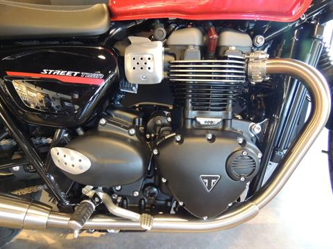 2019 Triumph Street Twin 900 in Shelby Township, Michigan - Photo 2