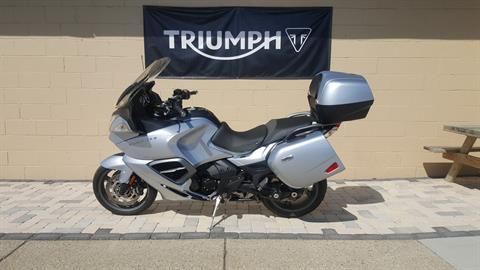 2013 Triumph Trophy SE in Shelby Township, Michigan